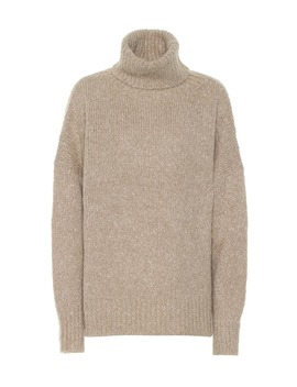 Shadow Alpaca Blend Sweater by Isabel Marant, Étoile