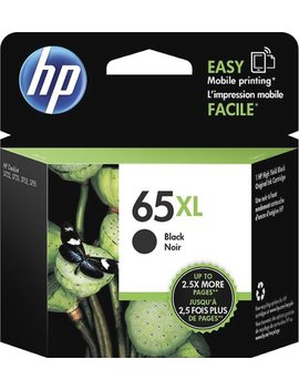 65 Xl High Yield Ink Cartridge   Black by Hp