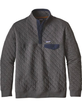 Patagonia Cotton Quilt Snap T Pullover   Men's by Patagonia