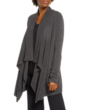 Cozy Chic™ Ultra Lite High/Low Cardigan by Barefoot Dreams®