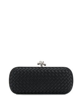 Intrecciato Weave Clutch by Bottega Veneta