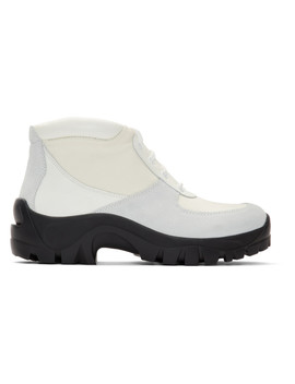 White Nebula Boots by Our Legacy