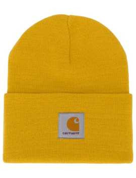 Logo Patch Beanie by Carhartt Wip