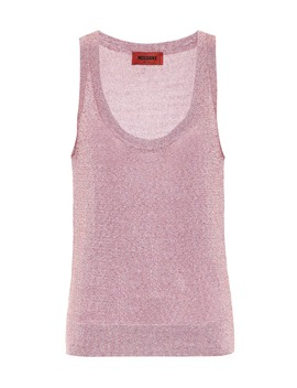 Metallic Tank Top by Missoni