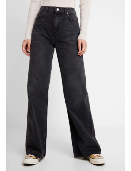 Wide   Straight Leg Jeans by Topshop