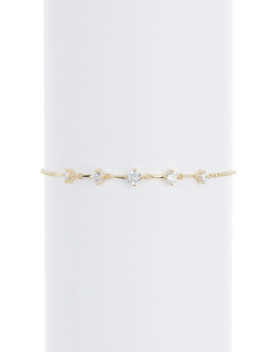 Round Cz Slider Bracelet by Nordstrom Rack