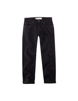 Levi's Boys Made For Your Sneaker 502 Slim Fit Jean Big Kid by Levi