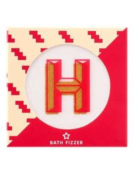 Superdrug Personalised Bath Fizzer H by Superdrug