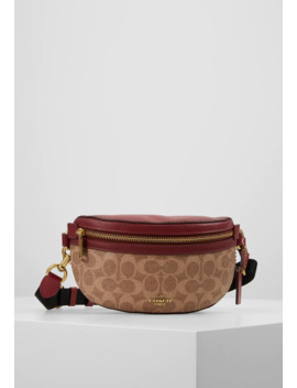 Coated Signature Fanny Pack   Riñonera by Coach