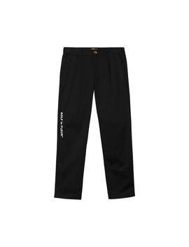 Golf Golf Le Fleur Chino Pants Black by Stock X