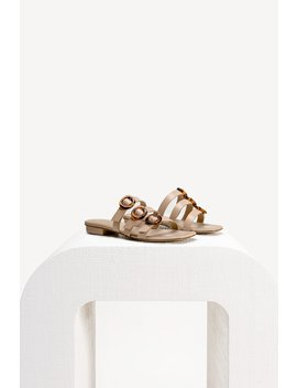 Tallulah Sandal   Sand by Cult Gaia