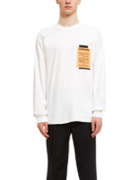 Happy Ending Long Sleeve Tee by Nothin'special