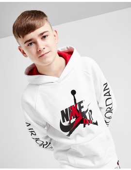 Jordan Air Jumpman Overhead Hoodie Junior by Jordan