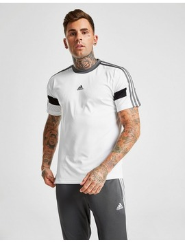 Adidas Match Short Sleeve T Shirt Heren by Adidas