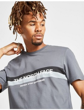The North Face Central Print T Shirt Heren by The North Face