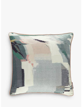 Harlequin Perspective Cushion, Peony by Harlequin