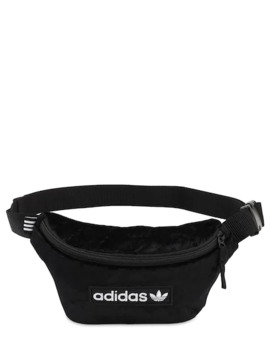 Velvet Belt Bag by Adidas Originals