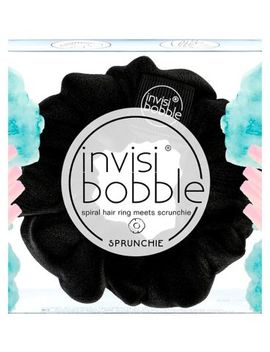 Invisibobble Spiral Sprunchie True Black by Invisibobble