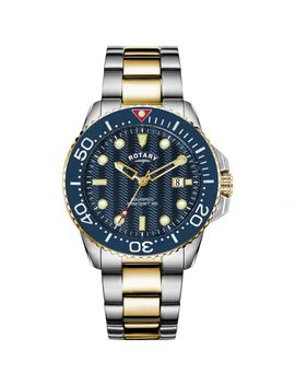 Rotary Aquaspeed Watch Agb19002/W/05 by Rotary