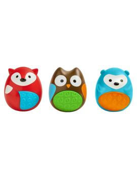 Skip Hop Explore & More Egg Shaker Trio Set by Skip Hop