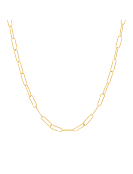 Bold Link Chain Necklace by Mejuri
