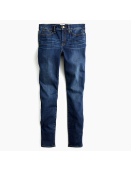 "Petite 9"" High Rise Toothpick Tencel™ Jean In Point Lake Wash by J.Crew"