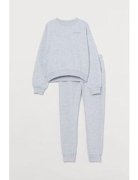 Bluza I Joggersy by H&M