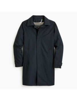 Ventile® Trench Coat by Ventile