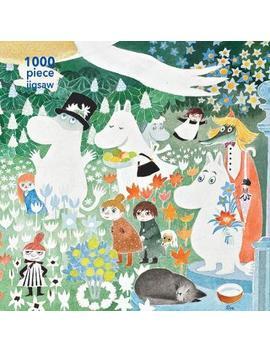 A Dangerous Journey: Moomin 1000 Piece Jigsaw   1000 Piece Jigsaws by Waterstones