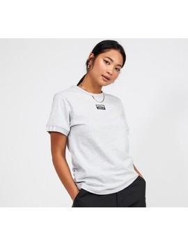Womens Ryv T Shirt | Grey Heather by Adidas Originals