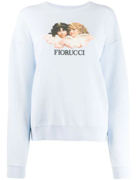 Vintage Angels Sweatshirt by Fiorucci