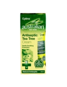 Australian Tea Tree Antiseptic Cream 50ml by Australian Tea Tree Antiseptic Cream 50ml