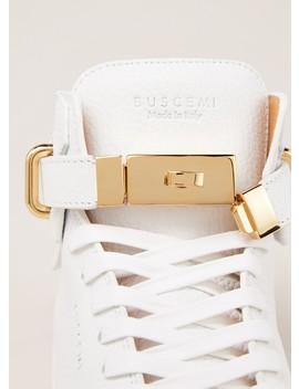 Alce Sneaker Van Kalfsleer  by Buscemi