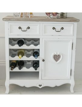 Sol 16 Bottle Wine Cabinet by Lily Manor