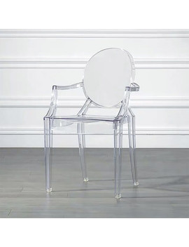 Victorian Perspex Chair by The Range