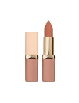 L'oreal Color Riche Ultra Matte Nude Lipstick 01 No Obstacle by Superdrug
