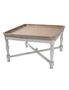 Coffee Table With Tray Top by Joss & Main