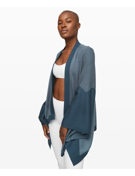 Here For Serenity Wrap by Lululemon