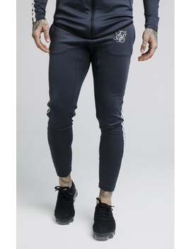 Athlete Tech Tape Pants – Anthracite by The Sik Silk