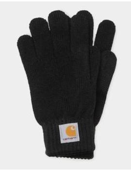 Watch Gloves Black by Carhartt Wip