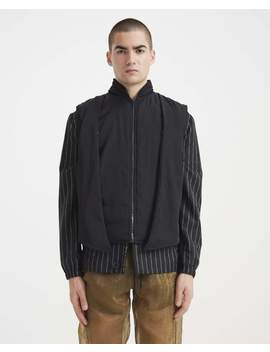 Caddie Puffa Vest   Black by Cottweiler