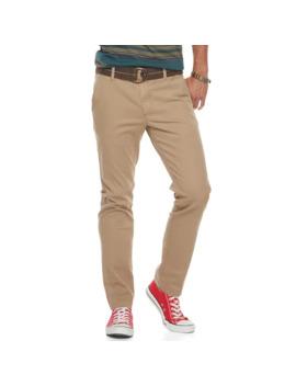 Men's Urban Pipeline™ Slim Fit Chino Pants by Urban Pipeline