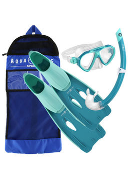 Aqua Lung Sport Junior Panda Snorkel Set by Aqua Lung Sport