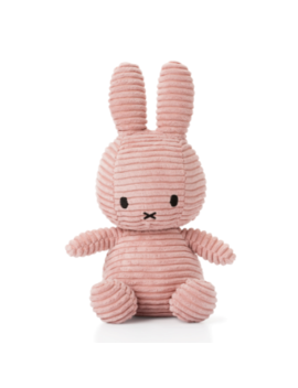 Large Pink Corduroy Soft Toy Large Pink Corduroy Soft Toy by Miffy