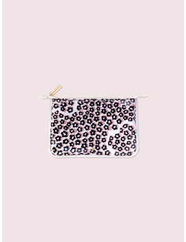 Flair Flora Pencil Pouch by Kate Spade