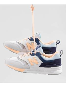 997 H Suede Shoe by New Balance