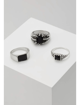 Coin Set   Ring by Topman