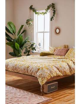 Racquel Floral Duvet Cover Set by Urban Outfitters
