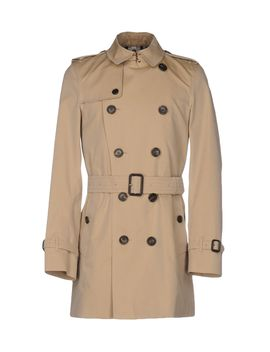 Double Breasted Pea Coat by Burberry
