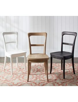 Cline Dining Chair, Seadrift by Pottery Barn
